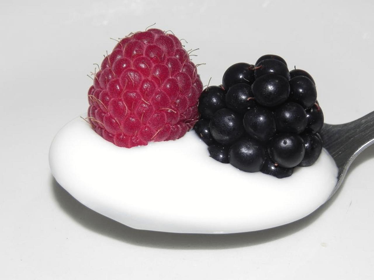 jogurtowe lody