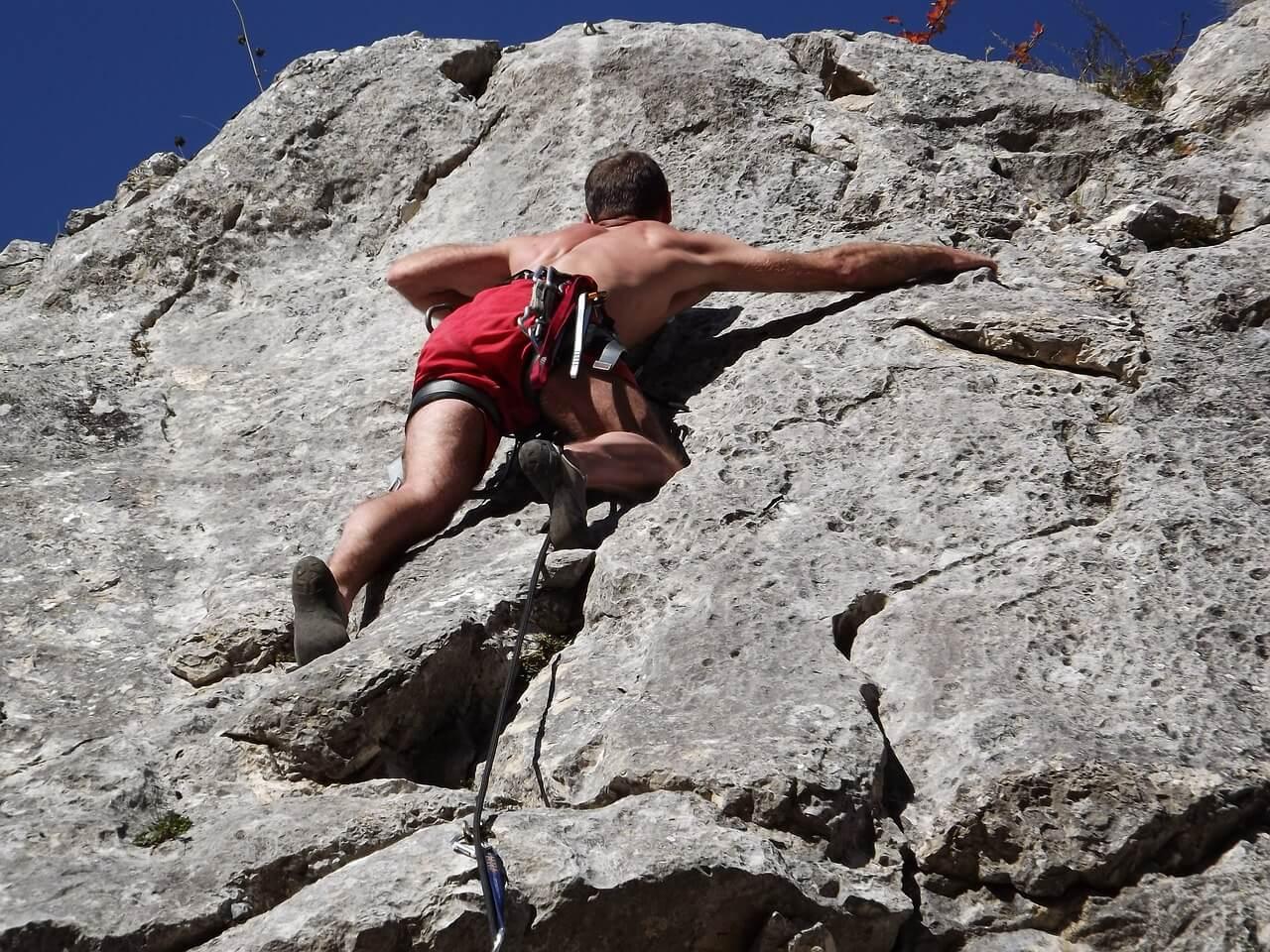 sport alpinista