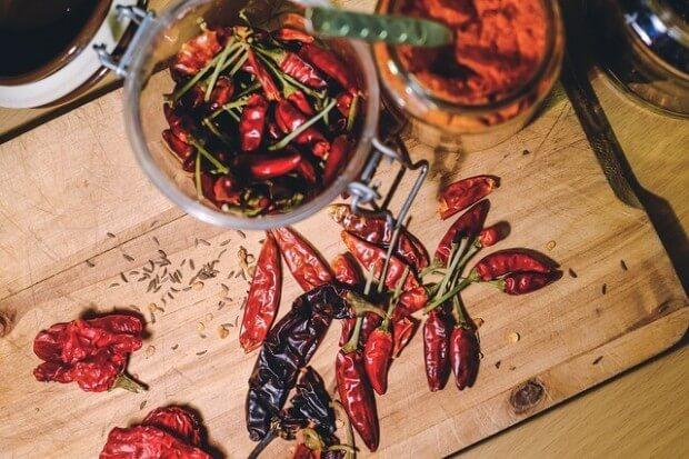 papryczki chilli