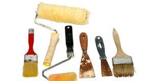 narzędzia do malowania