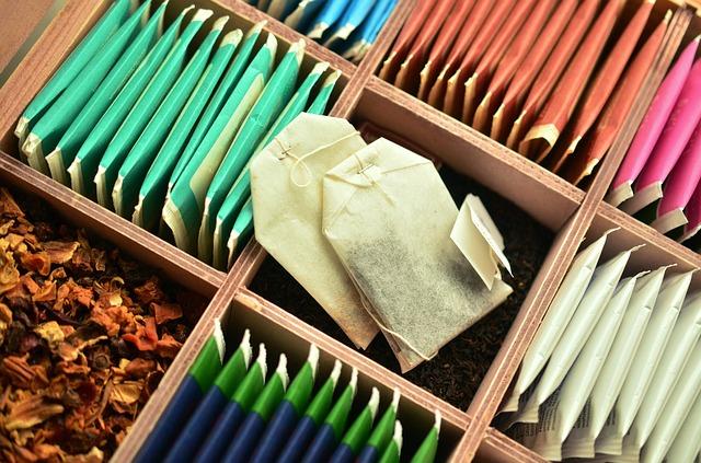 herbaty ekspresowe