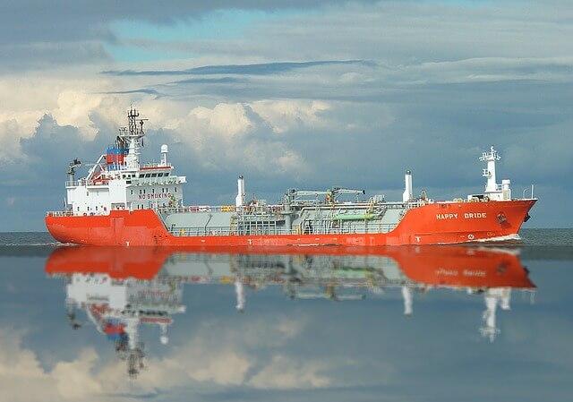 transport morski kontenerowcem