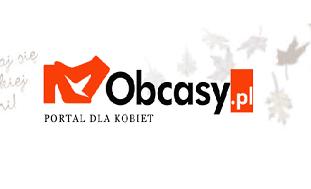 Logo serwisu Obcasy.pl