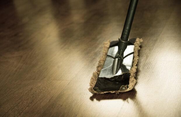 jak sprzątać pokój