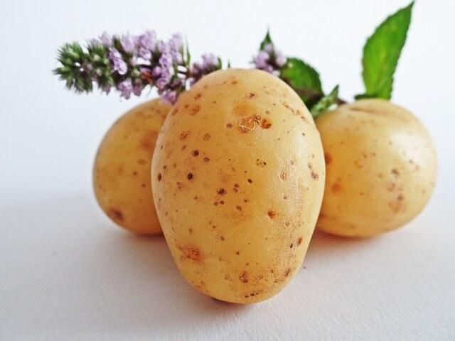 Ziemniaki zawierają wiele cennych składników