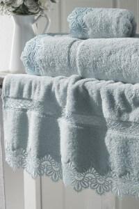 Miętowe ręczniki
