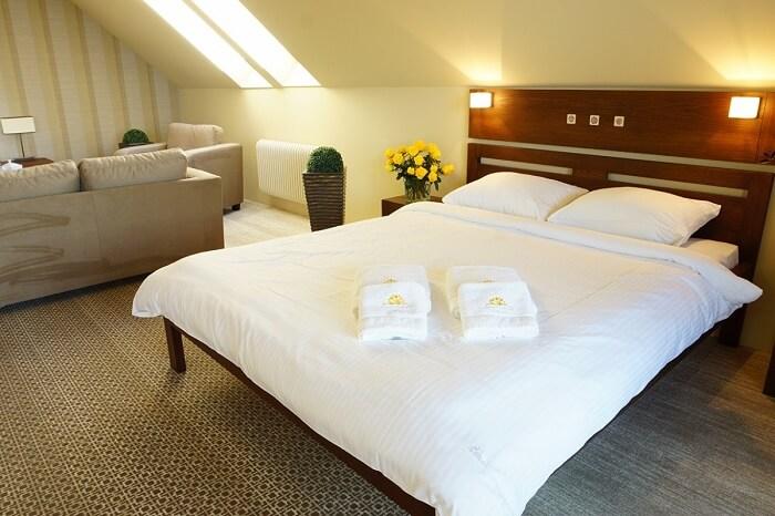 Pokój w hotelu w Złoty Groń