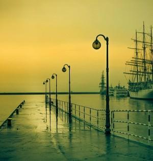 Gdynia molo