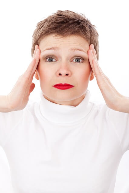 Ból głowy powoduje dyskomfort i uniemożliwia normalne funkcjonowanie