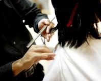 wizyta w salonie fryzjerskim