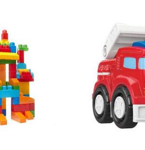 Popularne klocki Mega Bloks