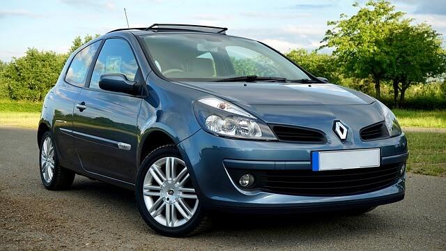 Awaria w Renault