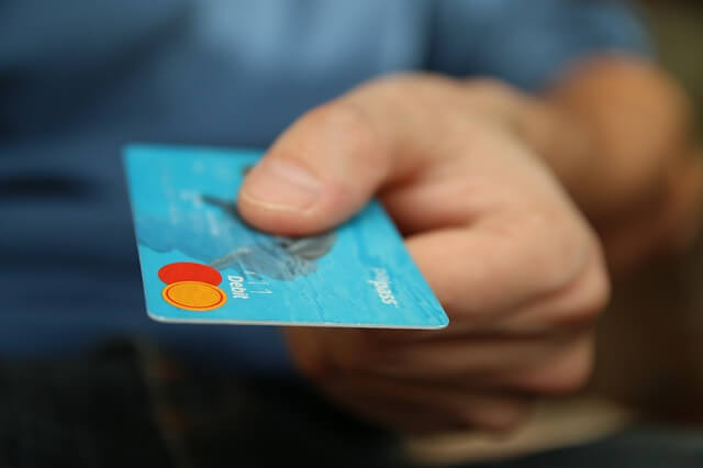 Płatność kartą kredytową