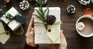 Świąteczny upominek pod choinkę
