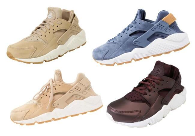 Damskie i męskie buty Nike Huarache